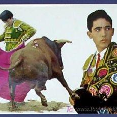 Postales: POSTAL DEL TORERO PACO CAMINO AÑOS 1969. FOTOS CARRETERO.. Lote 287464708