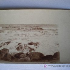 Postales: PAISAJE MARINO. (LUGAR DESCONOCIDO, EN ESPAÑA).. Lote 19922248