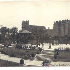 Postales: POSTAL DE JEREZ - ALAMANEDA FORTÚN DE TORRES. Lote 12802573