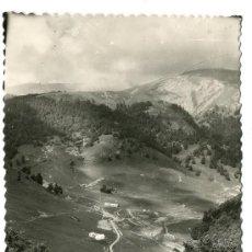 Postales: VALLE DE ZURIZA (ISABA) - VISTA PANORAMICA - FRANQUEADA Y ESCRITA 1960 (VER FOTO). Lote 26537730