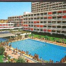 Postales: HUELVA - MATALASCAÑAS Nº 9 HOTEL FLAMERO-PISCINAS. Lote 7979125