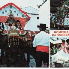 Postales: TORREMOLINOS.ROMERIA TIPICA. NO CIRCULADA.Nº 19. Lote 8433483
