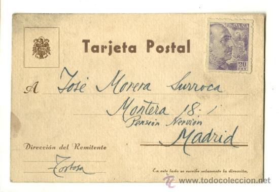 TARJETA POSTAL 1 (Postales - Varios)