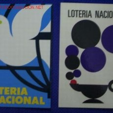 Postales: TARJETAS POSTALES LOTERIA. Lote 1412413