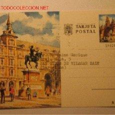 Postales: TARJETA POSTAL CIRCULADA. Lote 2223386