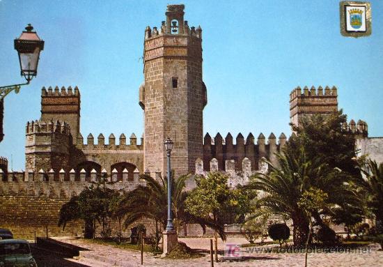 Puerto de santa mar a c diz castillo de san m comprar postales de andaluc a en todocoleccion - Puerto santa maria cadiz ...
