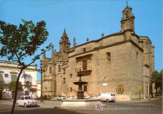 Jerez de la frontera cadiz plaza e iglesia comprar for Muebles en jerez dela frontera cadiz