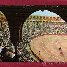 Cartes Postales: MAGNIFICA POSTAL ANTIGUA - ESPAÑA TÍPICA - INTERIOR PLAZA DE TOROS - FOTÓFRAFO C. RIVAS. Lote 12404182