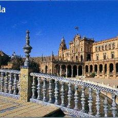 Postales: PLAZA DE ESPAÑA ( SEVILLA )+ POSTALES Y MUCHO + EN MI TIENDA. Lote 12935711