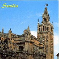 Postales: GIRALDA ( SEVILLA )+ POSTALES Y MUCHO + EN MI TIENDA. Lote 12935728