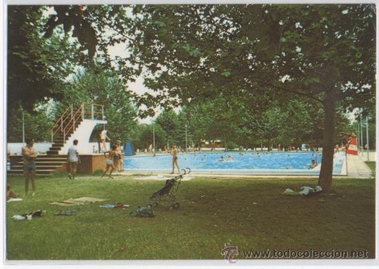 Tarjeta postal de pe arroya pueblonuevo piscina comprar for Piscina municipal cordoba