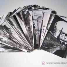 Postales: LOTE 67 FOTOGRAFIAS ANTIGUAS GRANADA 1970. Lote 13613170