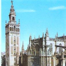 Postales: POSTAL DE SEVILLA - LA GIRALDA . Lote 15348641