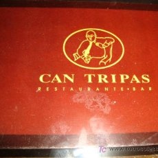 Postales: CAN TRIPAS, RESTAURANTE. BAR. Lote 15598031