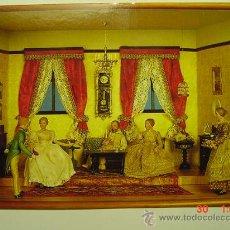 Postales: 2077 PRECIOSA POSTAL DE CASA DE MUÑECAS MUSEO ALEMANIA - MAS EN MI TIENDA C&C. Lote 16154574