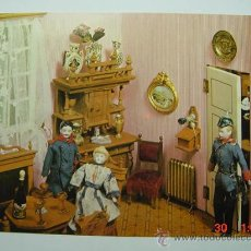 Postales: 2080 PRECIOSA POSTAL DE CASA DE MUÑECAS MUSEO ALEMANIA - MAS EN MI TIENDA C&C. Lote 16154636