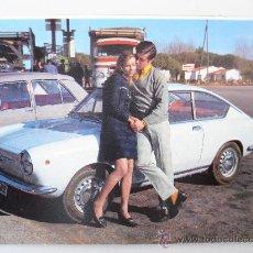 Postales: BONITA POSTAL DE PAREJA AÑOS 60. Lote 38719808