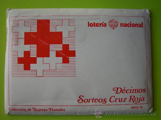 Postales: CRUZ ROJA LOTE DE 12 POSTALES - Foto 2 - 18252149