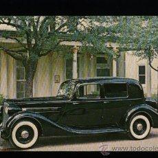 Postales: PACKARD - STANDARD EIGHT MODEL - 1935. Lote 18387239