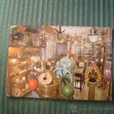 Postales: POSTAL MUSEO CURIOSIDADES MARINERAS ROIG TOQUES. VILANOVA I LA GELTRU.. Lote 19711545
