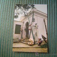 Postales: POSTAL MUSEO CURIOSIDADES MARINERAS ROIG TOQUES. VILANOVA I LA GELTRU.. Lote 19711661