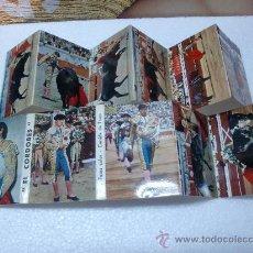 Postales: EL CORDOBES DOS DESPLEGABLES DE 6X2 =12 POSTALES AÑOS 70 FOTOS ADICIONALES. Lote 27254998