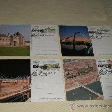 Postales: JUEGO DE TARJETAS POSTALES . Lote 24297733