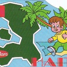 Postales: HAITI, EDITADA POR COMITÉ 5º CENTENARIO DEL DESCUBRIMIENTO D AMERICA Y TVE, REGALO DE CUETARA. Lote 24501140