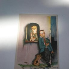 Postales: POSTAL ROMANTICA DE AMORES. Lote 25633511