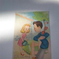 Postales: POSTAL ROMANTICA. Lote 25633526