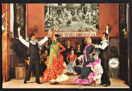 Espana Patio Sevillano Tablado Flamenco N Comprar En