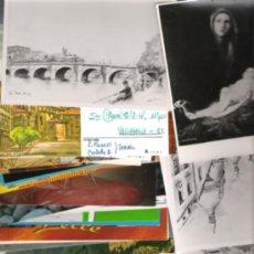 Postales: GRAN LOTE DE 105 POSTALES DE TODO TIPO . Lote 25933995