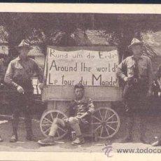 Postales: SCOUTS.- POSTAL CONMEMORATIVA . Lote 25963695