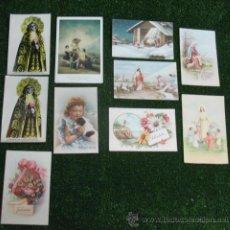 Postales: LOTE DE 10 POSTALES. Lote 26210649