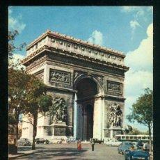 Postales: TARJETA POSTAL PARIS ARCO DEL TRIUNFO. NO CIRCULADA . Lote 26691564