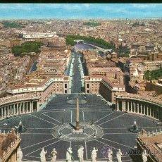 Postales: TARJETA POSTAL ROMA NO CIRCULADA . Lote 26711523