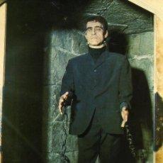 Postales: FRANKESTEIN Nº 43 ESCRITA CIRCULADA SELLO MUSEO COLÓN DE FIGURAS DE CERA . Lote 27354469