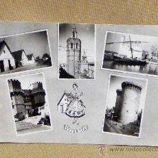 Postales: TARJETA POSTAL, POSTAL, VALENCIA, CIRCULADA, CON SELLO. Lote 27537535