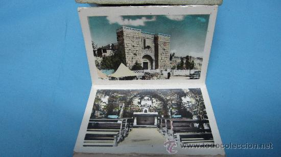Postales: LIBRITO ANTIGUO DE POSTALES ANTIGUAS DE DAMASCUS POSTAL ANTIGUA - Foto 2 - 27588470