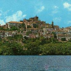 Postales: PRECIOSA Y BUENA POSTAL DE TUY - VISTA PARCIAL - . Lote 27859808