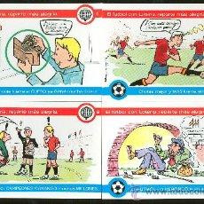 Postales: LOTE DE 12 POSTALES. LOTERIA NACIONAL 1981. . Lote 28034044
