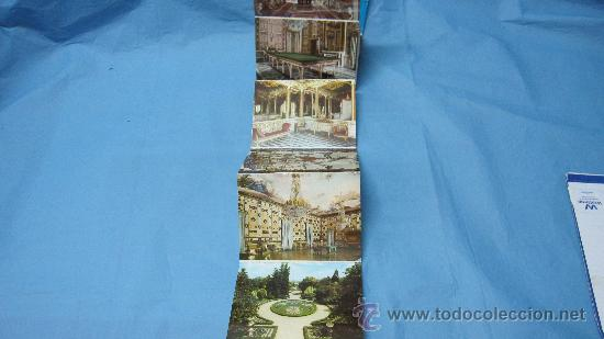 Postales: LOTE POSTALES ACORDEON PALACIO REAL DE ARANJUEZ - Foto 3 - 28072931