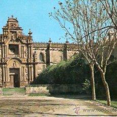 Postales: TARJETA POSTAL. CADIZ. JEREZ DE LA FRONTERA. CARTUJA, PORTADA DE LA IGLESIA. Nº 9. G. GARRABELLA.. Lote 28625953