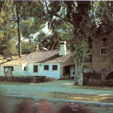 Postales: TARJETA POSTAL. CADIZ. JEREZ DE LA FRONTERA. RESTAURANTE EL BOSQUE.GRAFIBERICA.. Lote 28625962