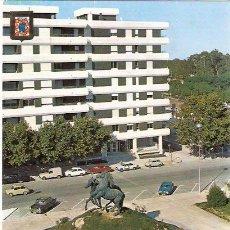 Postales: TARJETA POSTAL. CADIZ. JEREZ DE LA FRONTERA. MONUMENTO AL CABALLO. Nº 77. A. SUBIRATS CASANOVAS.. Lote 28626004
