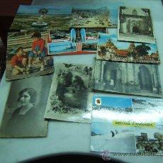 Postales: LOTE POSTALES VARIADAS. Lote 28697361