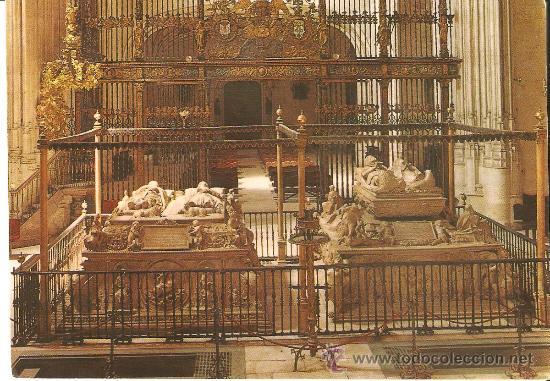 POSTAL DE GRANADA, CAPILLA REAL (Postales - España - Andalucia Moderna (desde 1.940))