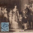Postales: GOYA. LA FAMILIA DE CARLOS IV. HAUSER Y MENET Nº 957. Lote 30409076