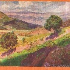 Postales: PAISAJE OLOTENSE DE ROGELIO LOPEZ Nº 2 ED. COLL SALIETI. Lote 30419277