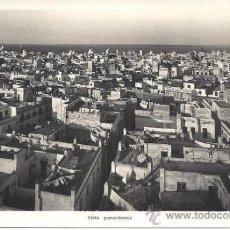 Postales: PS1067 CÁDIZ 'VISTA PANORÁMICA'. FOT. L. ROISÍN. NÚM. 41. FECHADA EN 1945. Lote 31524149